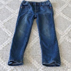 Volcom slim straight leg jeans size 6